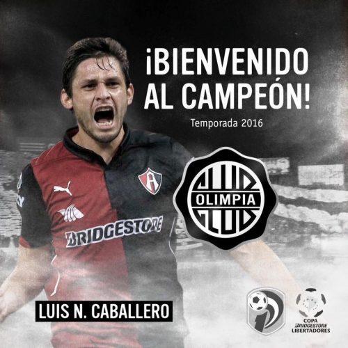 Luis N Caballero