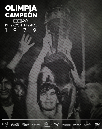 Campeon Copa Intercontinental 1979