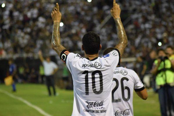Fecha 4 - vs Guaraní - 10
