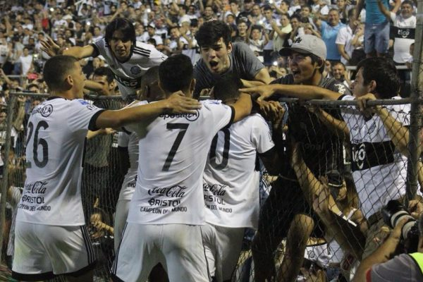 Fecha 4 - vs Guaraní - 12