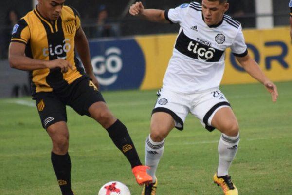 Fecha 4 - vs Guaraní - 6