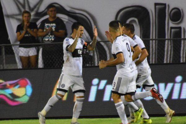 Fecha 4 - vs Guaraní - 7