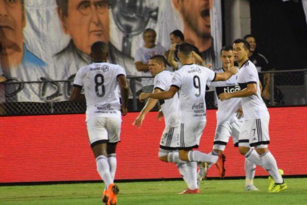Fecha 4 - vs Guaraní - 8