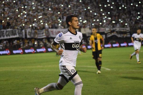 Fecha 4 - vs Guaraní - 9