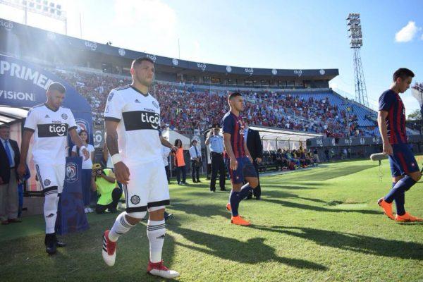Fecha 6 - vs. Cerro Porteño - 1