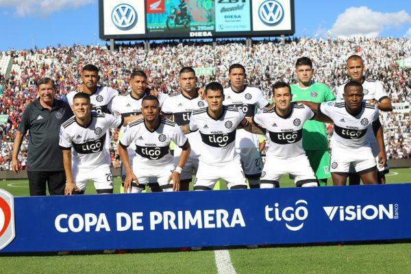 Fecha 6 - vs. Cerro Porteño - 2