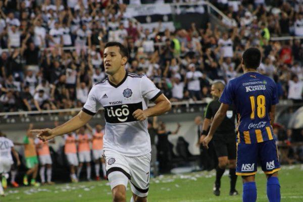 Fecha 14 - vs. Sp. Luqueño - 5