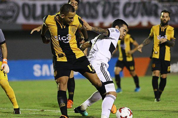 Fecha 15 - vs. Guaraní - 2