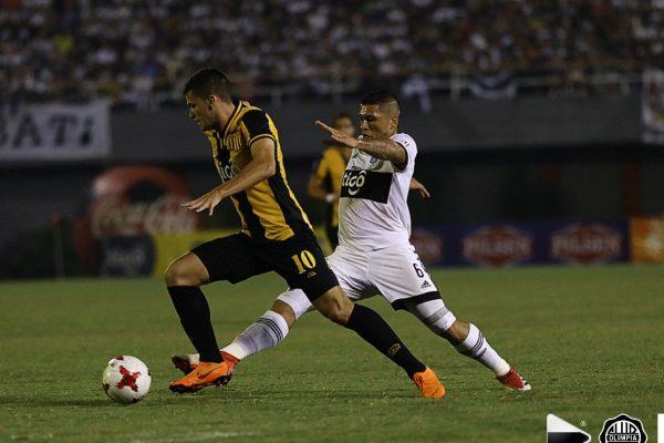 Fecha 15 - vs. Guaraní - 4
