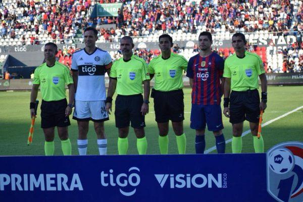 Fecha 17 - vs. Cerro Porteño - 1