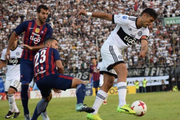 Fecha 17 - vs. Cerro Porteño - 2