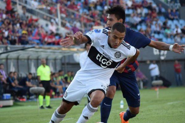 Fecha 17 - vs. Cerro Porteño - 3