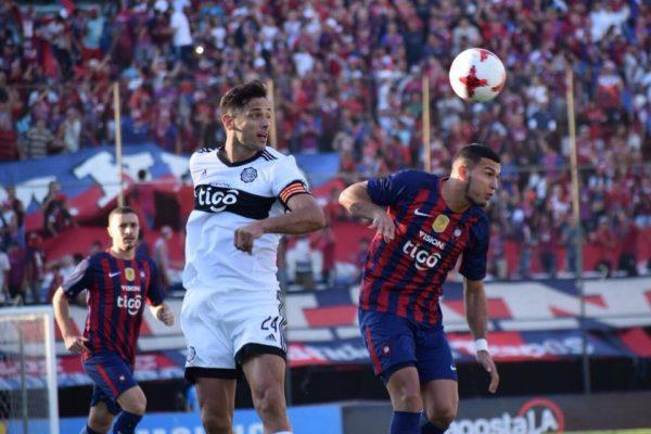 Fecha 17 - vs. Cerro Porteño - 4
