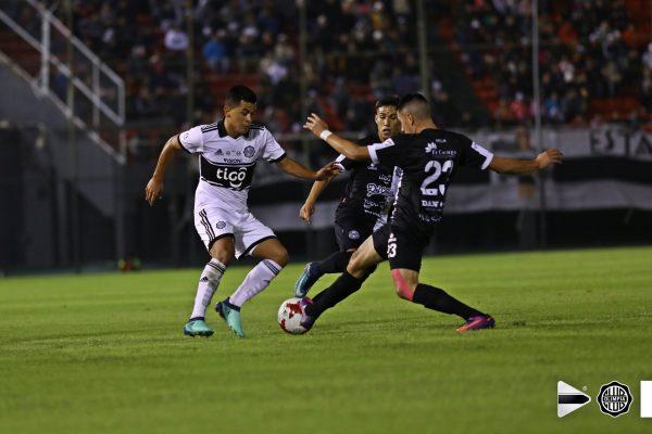 Copa Paraguay - vs 24 de Septiembre - 1