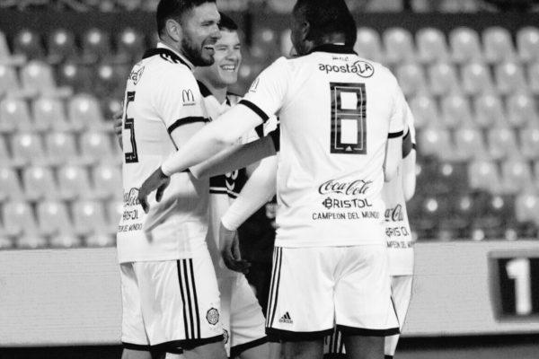 Copa Paraguay - vs 24 de Septiembre - 6