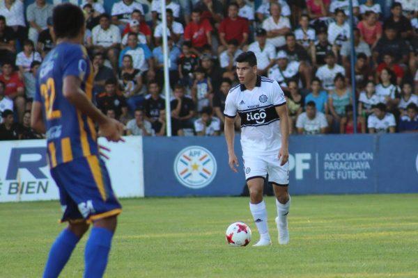 2018 11 20 - Fecha 5 - vs Sportivo Luqueño (1)