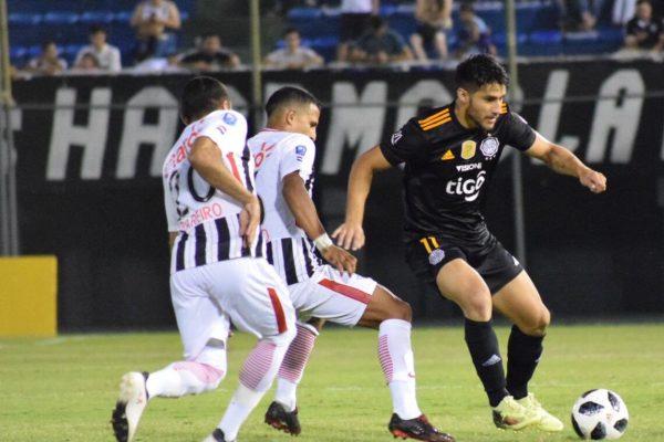 2018 11 24 - Fecha 16 - vs Libertad (2)
