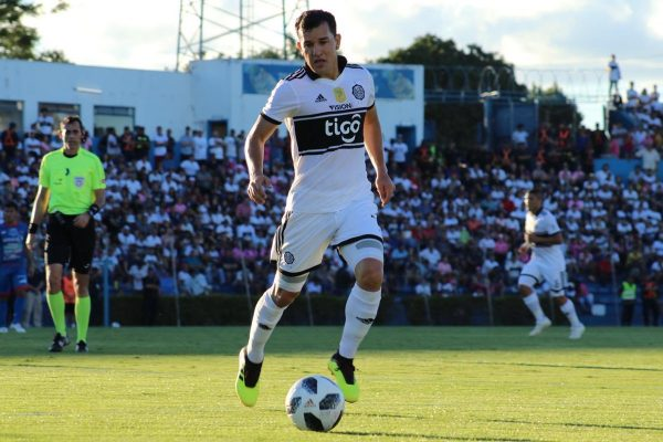 Fecha 18 Independiente vs Olimpia 1