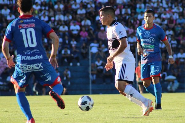 Fecha 18 Independiente vs Olimpia 3