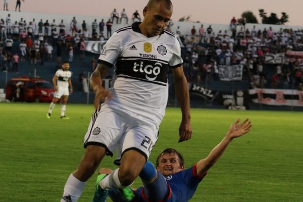 Fecha 18 Independiente vs Olimpia 5