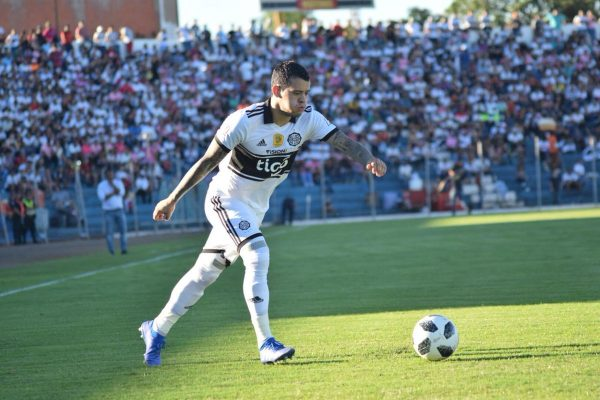 Fecha 18 Independiente vs Olimpia 6