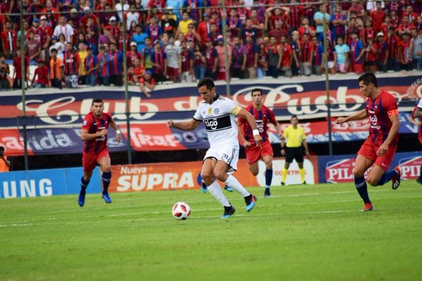 Fecha 6 vs Cerro Porteño 1