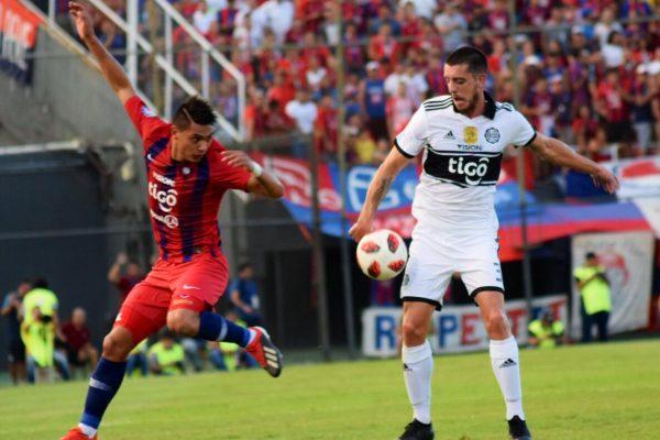 Fecha 6 vs Cerro Porteño 2
