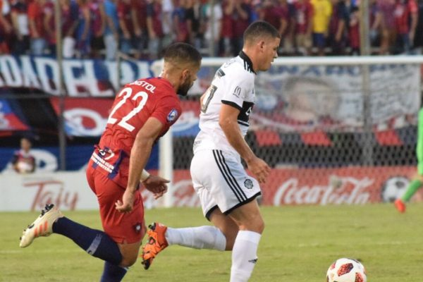 Fecha 6 vs Cerro Porteño 3