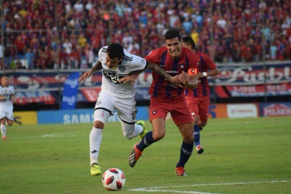 Fecha 6 vs Cerro Porteño 4