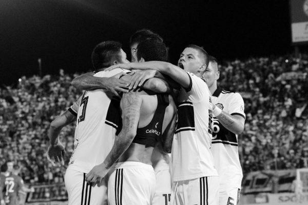 Fecha 6 vs Cerro Porteño 5