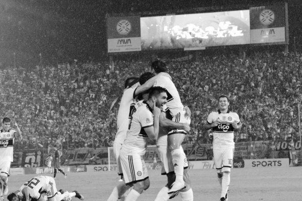 Fecha 6 vs Cerro Porteño 7