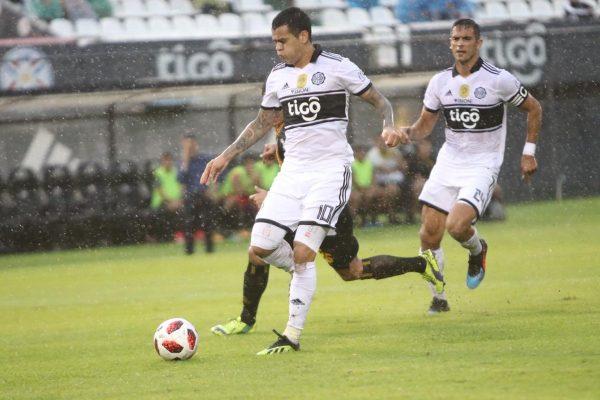 Fecha 11 vs Guaraní 5