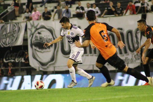 Fecha 20 vs Gral Díaz 3