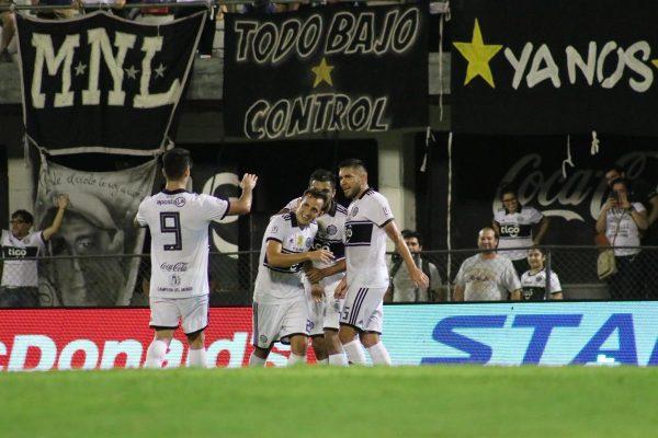 Fecha 20 vs Gral Díaz 8