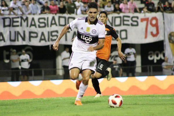 Fecha 20 vs Gral Díaz 9