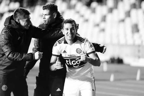 Fecha 4 Copa Libertadores vs U. Concepción - 10