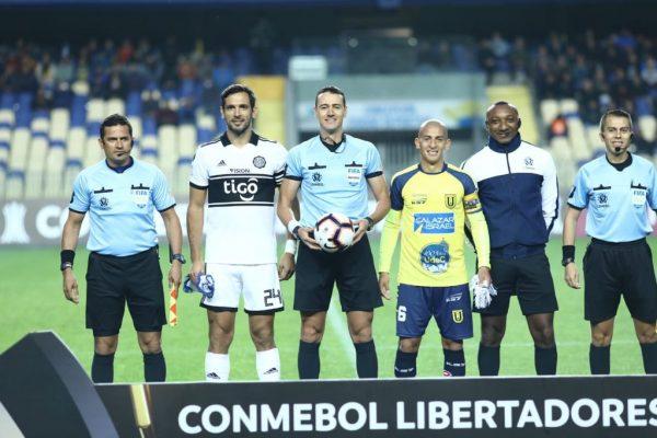 Fecha 4 Copa Libertadores vs U. Concepción - 2