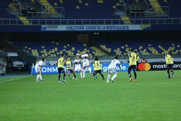 Fecha 4 Copa Libertadores vs U. Concepción - 3