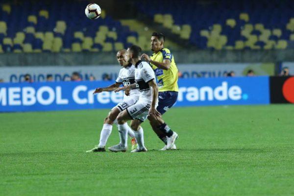 Fecha 4 Copa Libertadores vs U. Concepción - 4