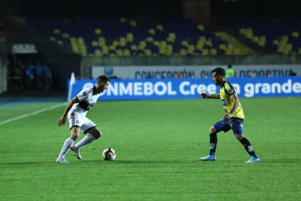 Fecha 4 Copa Libertadores vs U. Concepción - 5