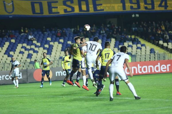 Fecha 4 Copa Libertadores vs U. Concepción - 7