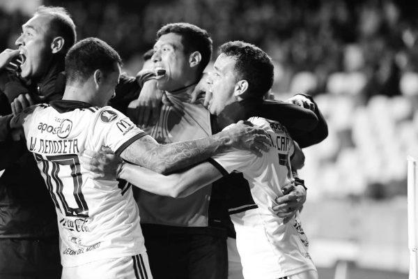 Fecha 4 Copa Libertadores vs U. Concepción - 9