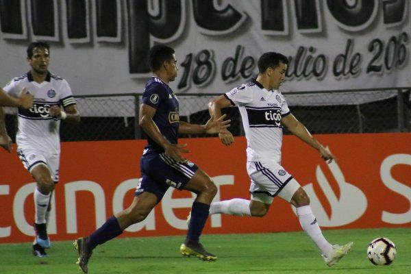 Fecha 6 Copa Libertadores vs Sporting Cristal - 2