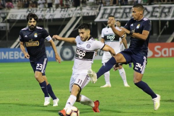 Fecha 6 Copa Libertadores vs Sporting Cristal - 3