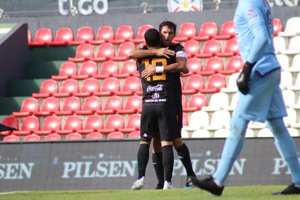 Fecha 21 vs River Plate 6