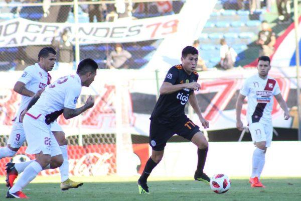 Fecha 21 vs River Plate 7