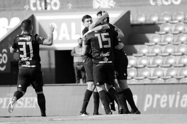 Fecha 21 vs River Plate 8