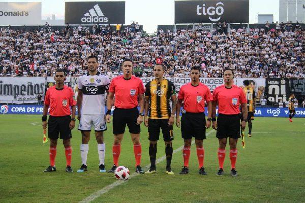 Fecha 22 vs Guarani 2