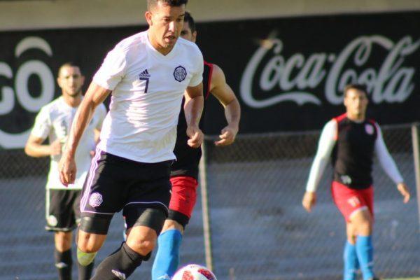 Amistoso vs San Lorenzo3