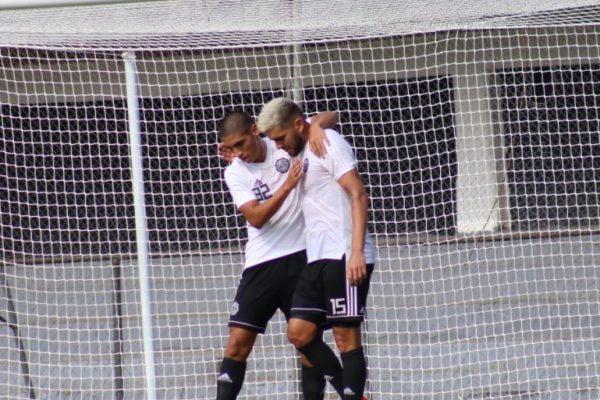 Amistoso vs San Lorenzo6
